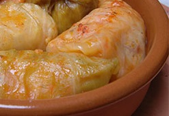Meatless Cabbage Rolls Recipe